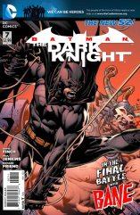 Batman: The Dark Knight by Finch