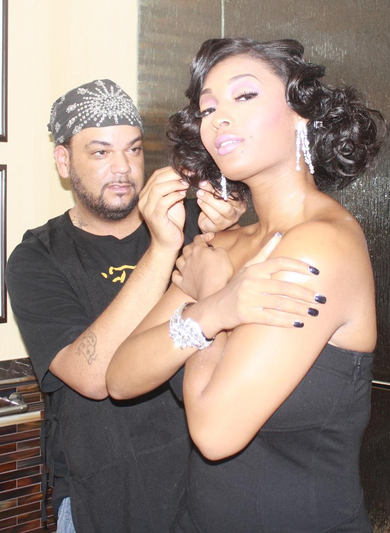 Dr. Boogie with Toccara