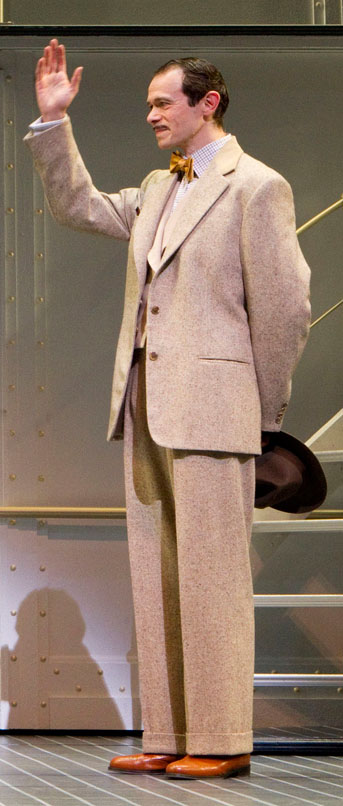 Adam Godley in Anything Goes