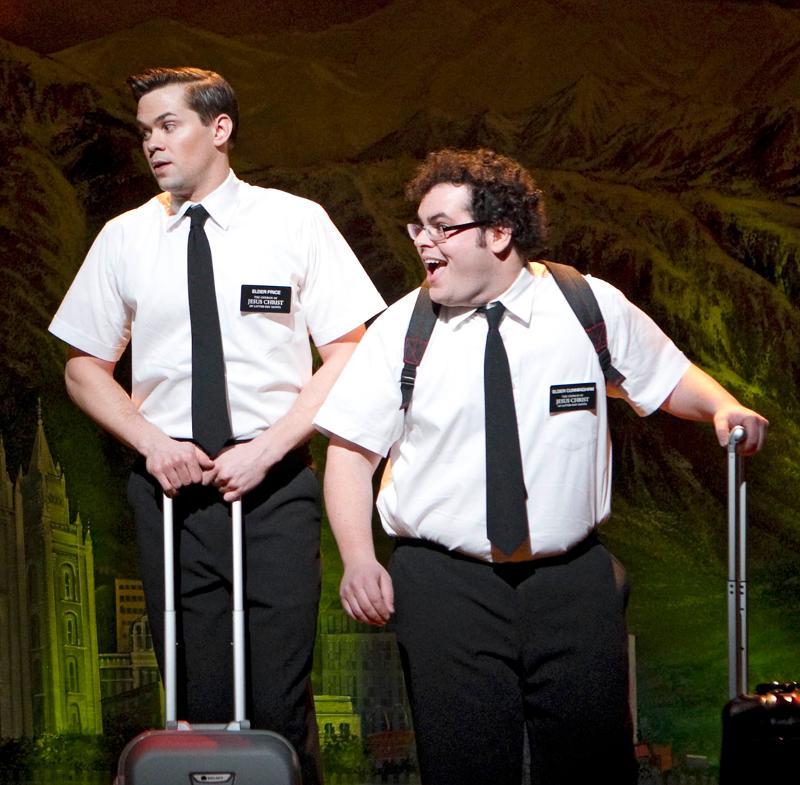 Josh Gad Book Of Mormon
