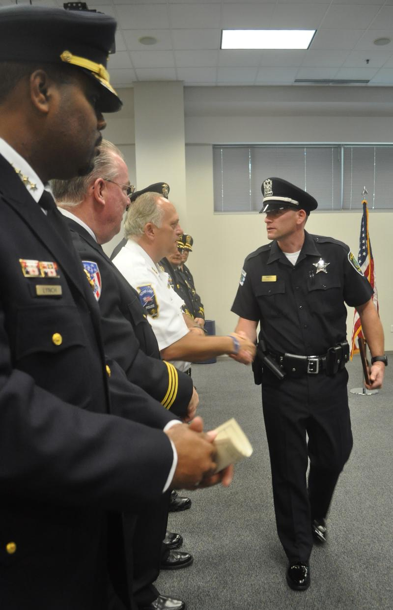 Officers Hire Security