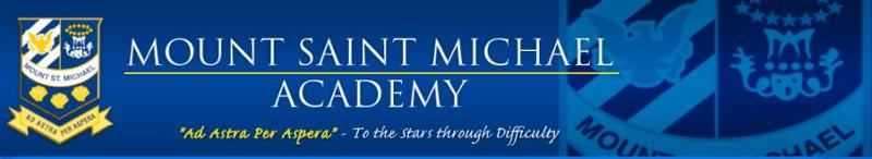 News from Mount St. Michael Academy