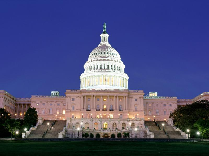 Capital Building Washington D.C.