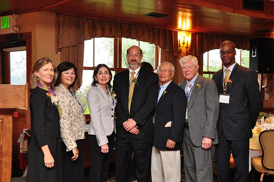 Members of NYCON's 2010-2011 Board of Directors