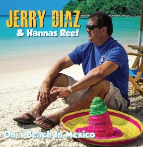 Album cover - On a Beach in Mexico