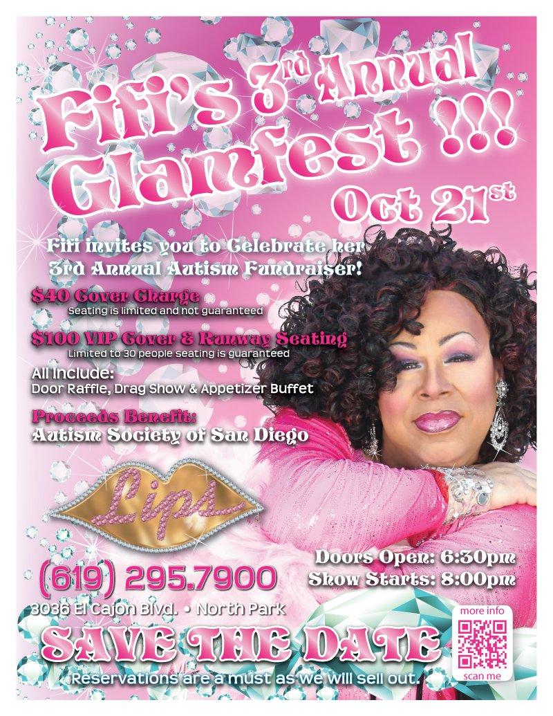 LIPS Glamfest 2012