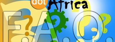 FAQ- dotafrica -DotConnectAfrica