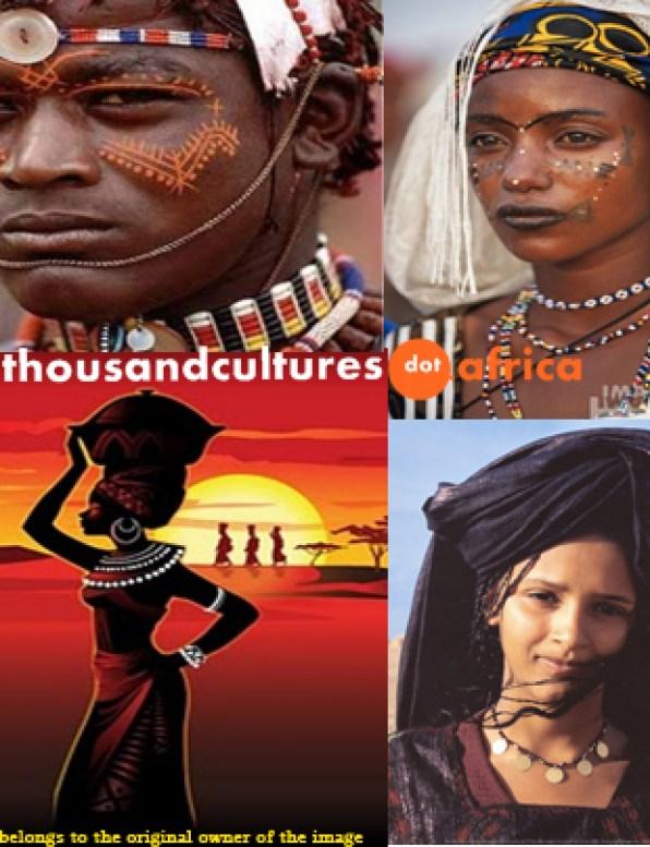 thousand cultures dotafrica