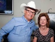 Ron Turcott and Bettie McCaffrie