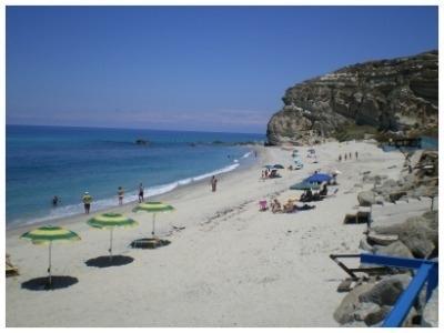Santa Domenica Beach
