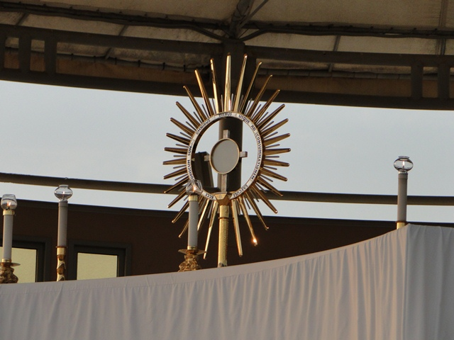 Adoration in Medjugorje