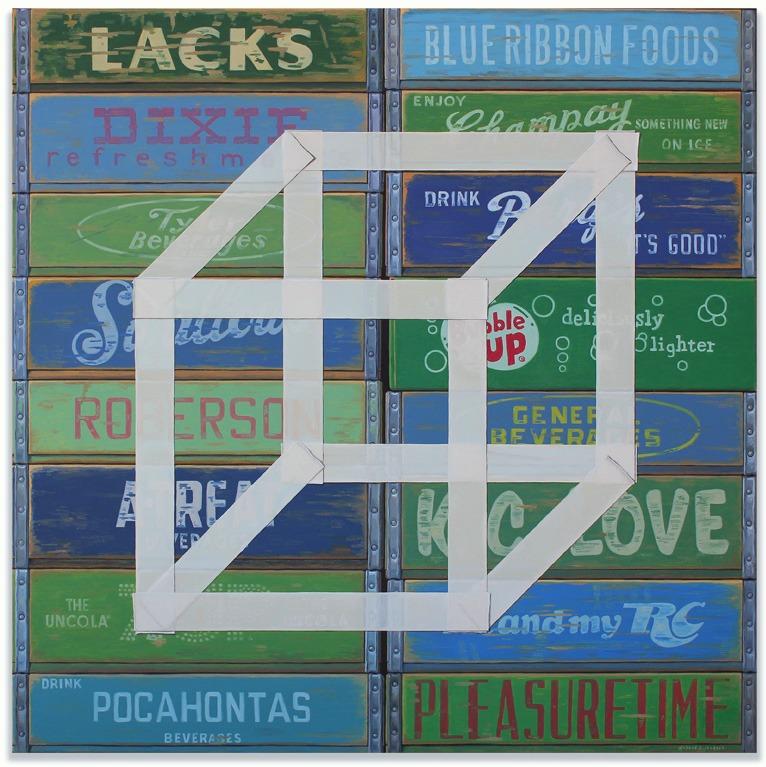 Robert Jackson - cube