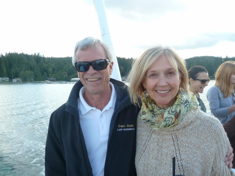 Captain Roger & Debbie