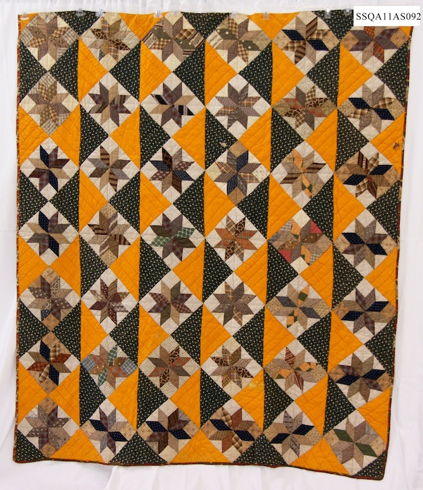 Quilt Index_Lemoyne Star from Florida