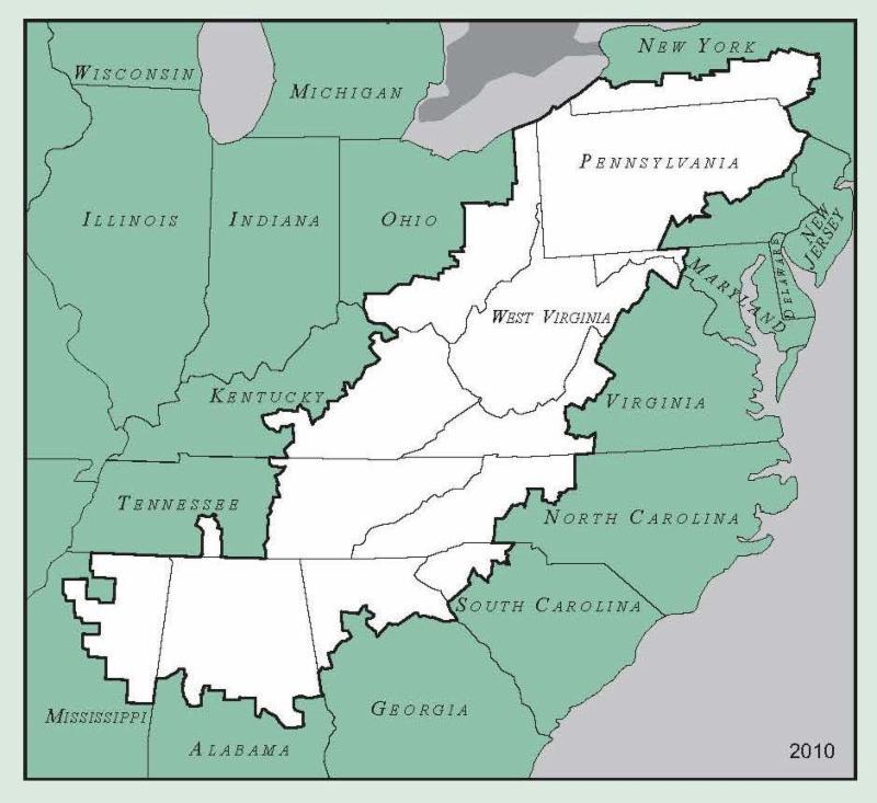 50 Years of Moving Appalachia Forward