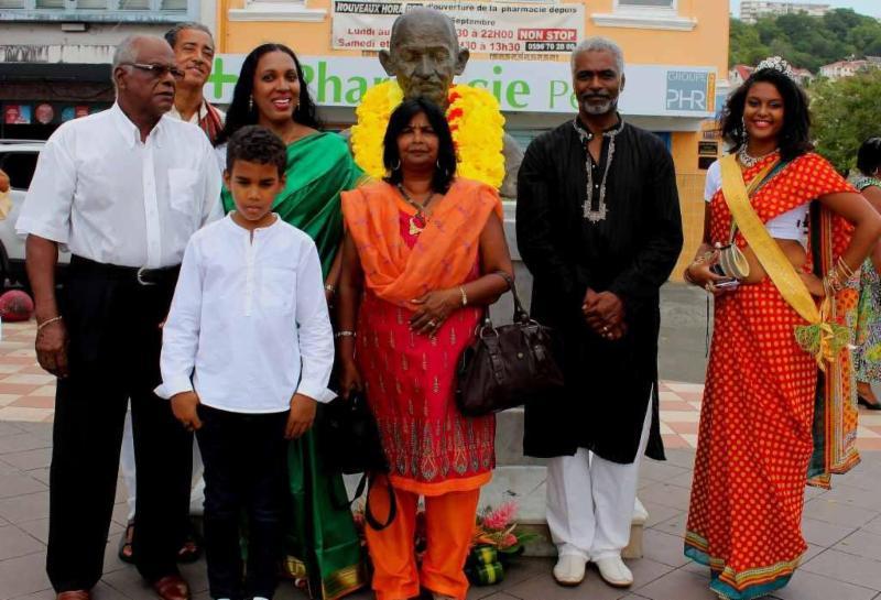 GOPIO Martinique Federation-Inde-Independance 2014