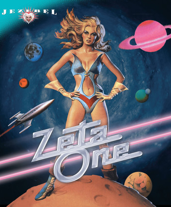 Zeta One Blu-ray cover art
