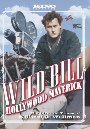 Wild Bill Hollywood Maverick DVD Cover