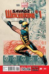 Cho Savage Wolverine