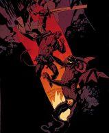Mignola Hellboy in Hell