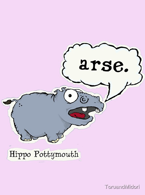 Hippo Pottymouth