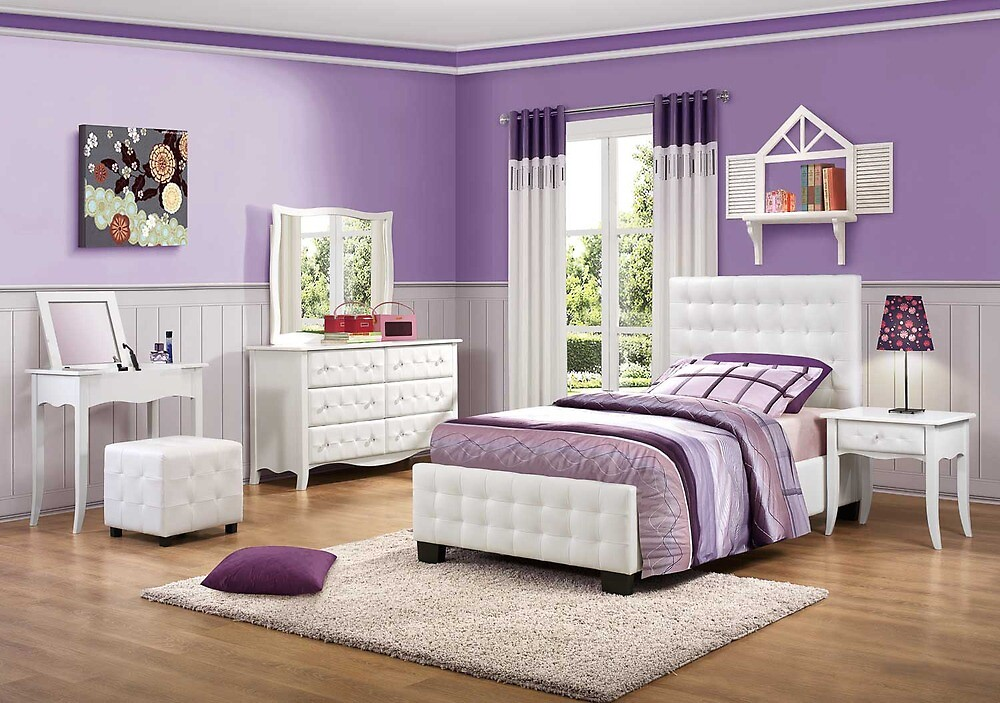 homelegance cinderella bedroom set - homelegance furniture store