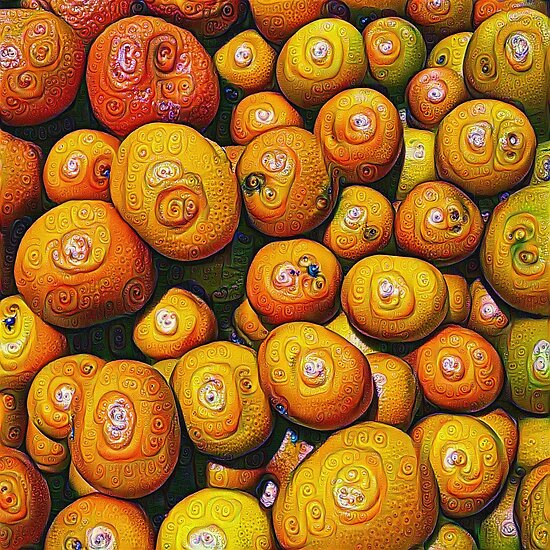 #DeepDream Fruits 5x5K v1454417933