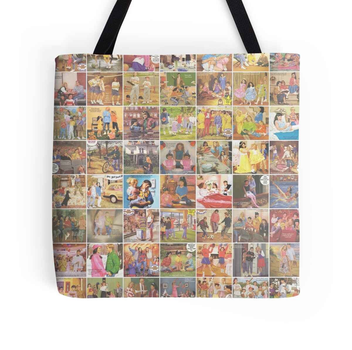 Babysitters Club tote bag
