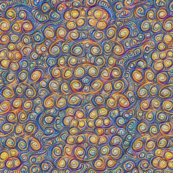 Grapes #DeepDream #Art