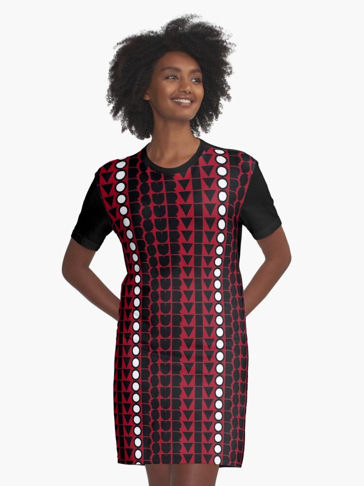 SURVIVOR Graphic T-Shirt Dresses