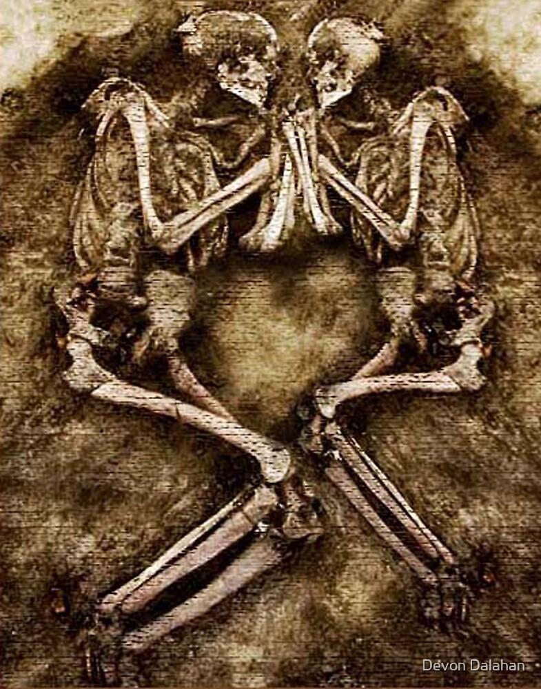 Eternal Love By Devon Mallison Redbubble
