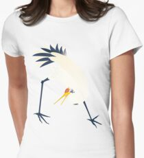 Mlg Flappy Bird  T Shirts   Redbubble bird  3  Women s Fitted T Shirt