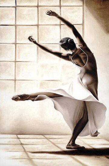 Dance Finess by Richard Young