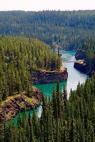 Miles Canyon, Canada