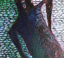 Monster 1- Outsider Art