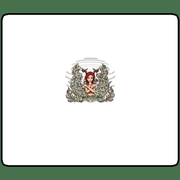 Buy 'Daughter of Cernunnos' Sticker