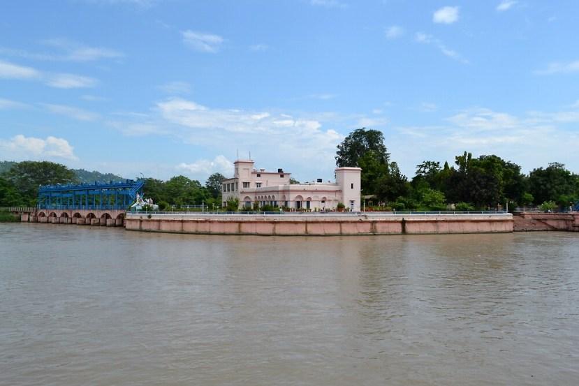 Present Day Dam Kothi Haridwar