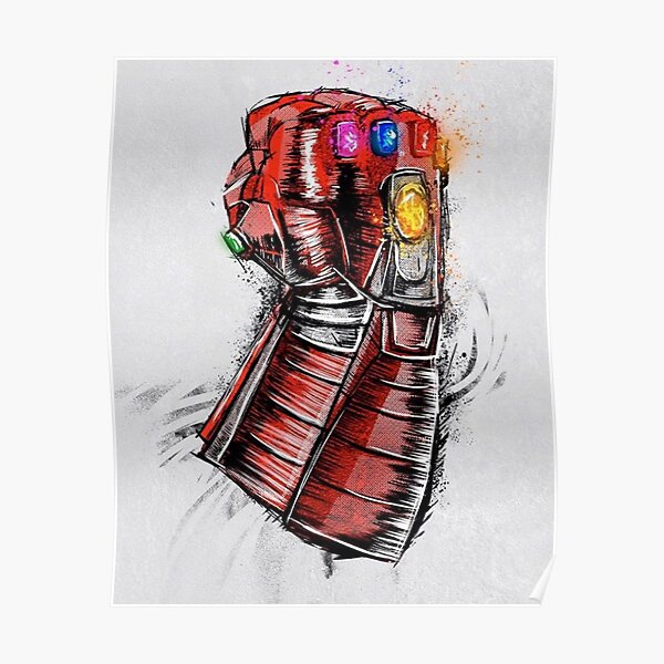 Download Avengers Posters | Redbubble