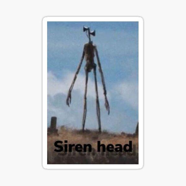 Siren Head Gifts Merchandise Redbubble