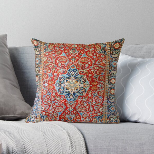 medallion pillows cushions redbubble