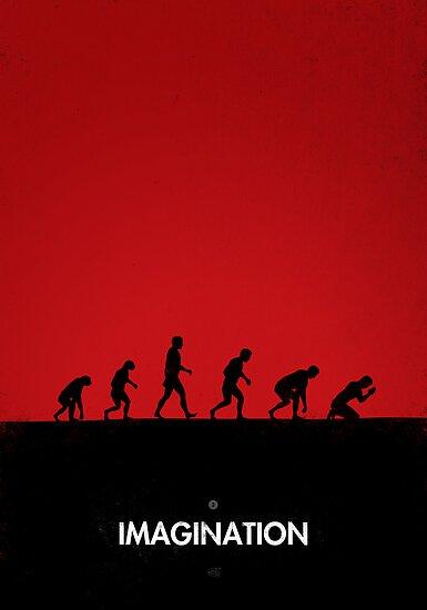 99 steps of progress - Imagination by maentis