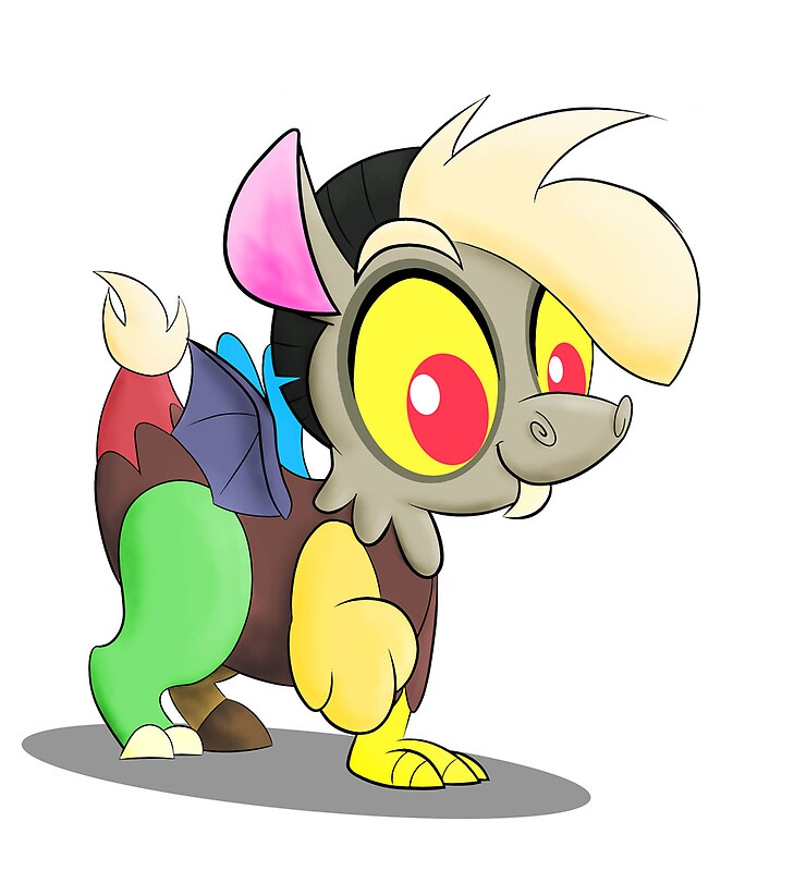 Baby Discord My Little Pony Friendship Is Magic By