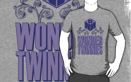 WONDER TWINNIES shirt