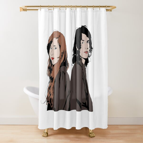 alex scally shower curtains redbubble