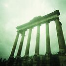 Temple of Saturn at the Roman Forum