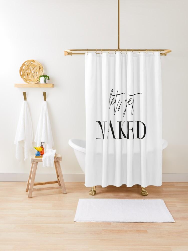 rideau de douche permet de se deshabiller salle de bain amusement deco de salle de