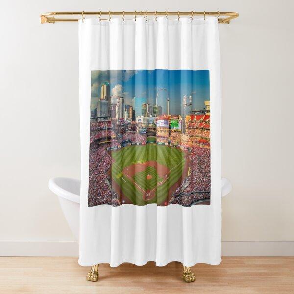 busch shower curtains redbubble