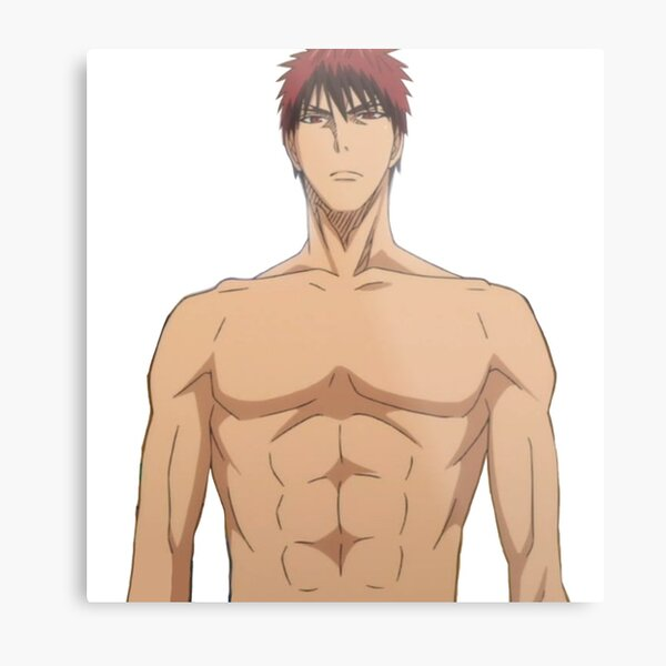 We're looking forward to your contributions! Kagami Taiga Metal Print By Kawaiicrossing Redbubble