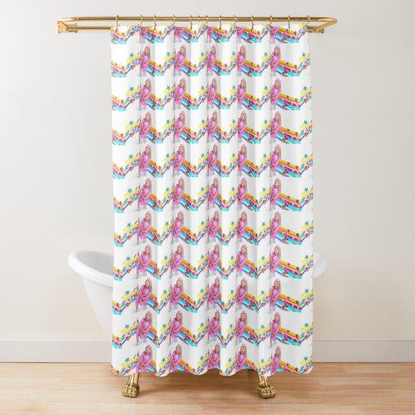 siwa shower curtains redbubble