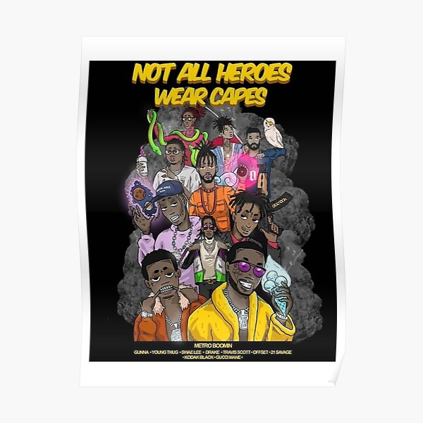 21 savage posters redbubble